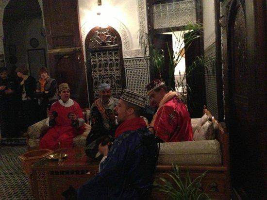 Riad Kettani FES: jour de l'an 2012/13