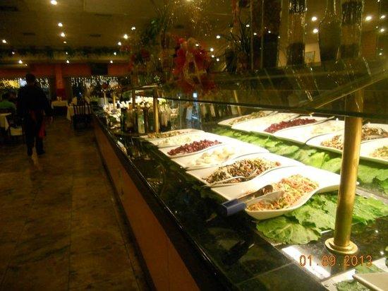 Paulista Grill : Salad Bar