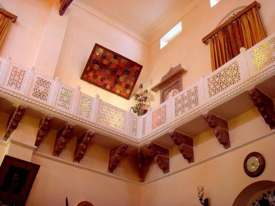 The Kothi Heritage: Main lounge