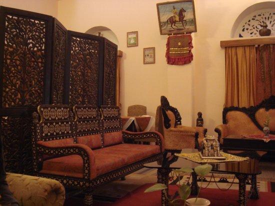 The Kothi Heritage: Lounge