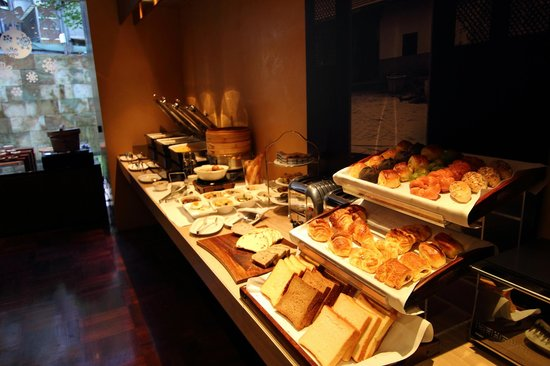 Les Suites Taipei Ching-cheng: Breakfast 3