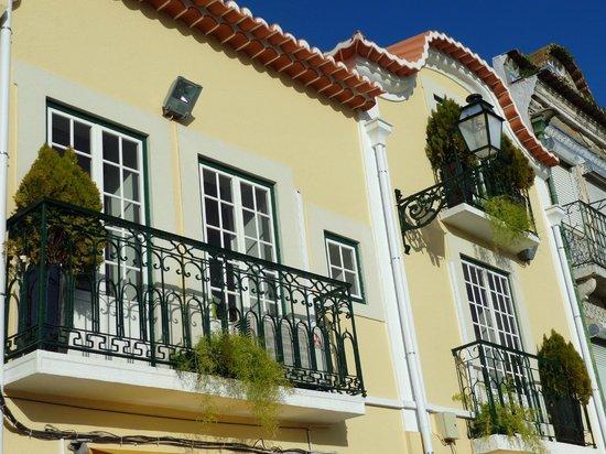 Casa De Sao Mamede: case di lisbona