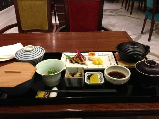 Dia Park Premier: Japan breakfast set