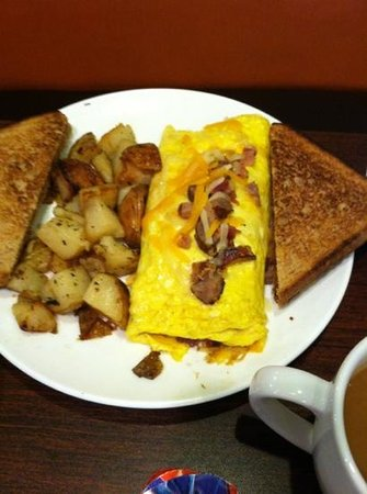 """Griddle 145 : """"Daddy's Omelette""""-Awesome, too!!"""