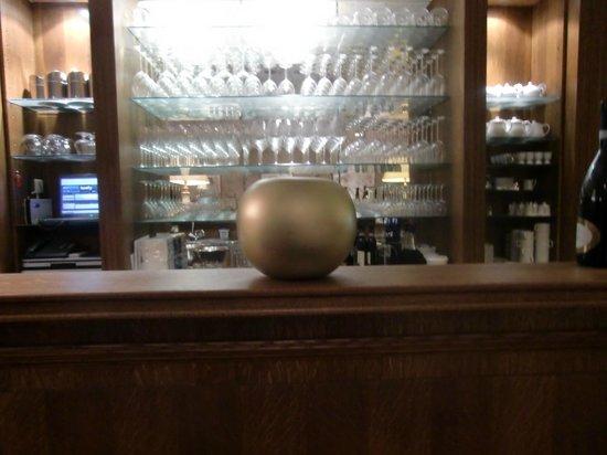 La Pomme D'or: Restaurant
