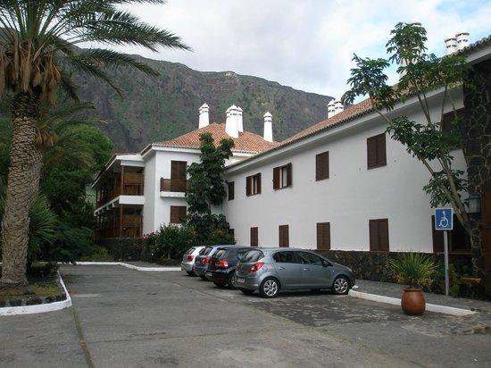 Parador Hotel El Hierro: vista