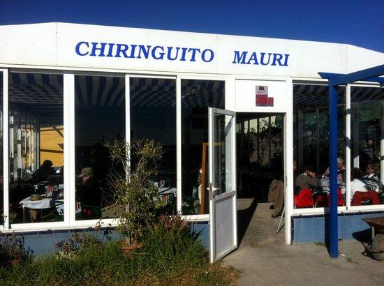 Chiringuito Mauri : Interior dining