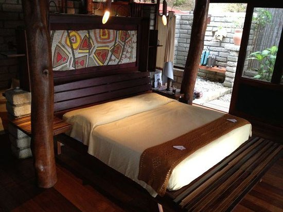 Morgan's Rock Hacienda and Ecolodge: Bed