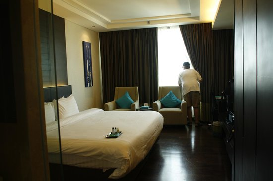 Jasmine Resort Hotel: our room
