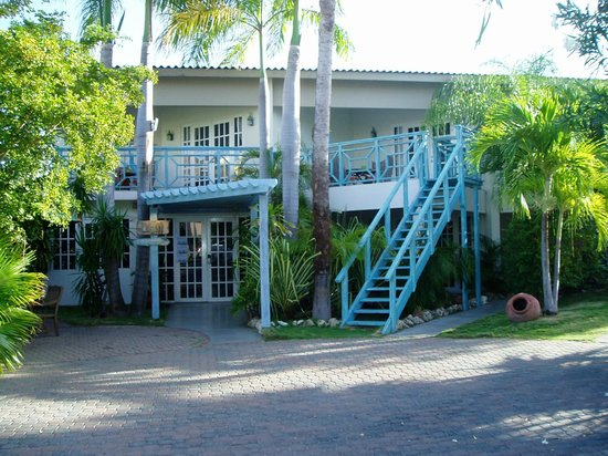 Boardwalk Hotel Aruba: our casita