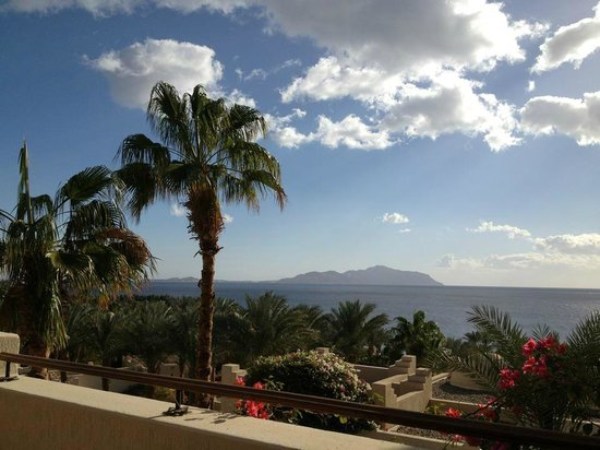 Four Seasons Resort Sharm El Sheikh: from our terrace