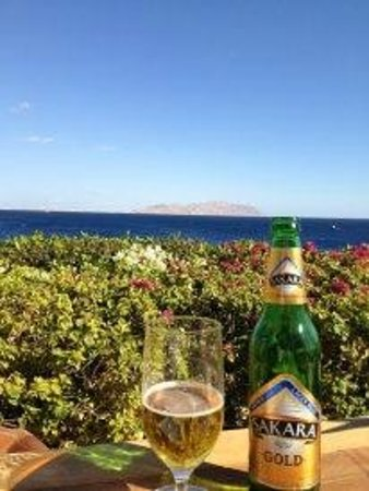 Four Seasons Resort Sharm El Sheikh: view from reef restaurat