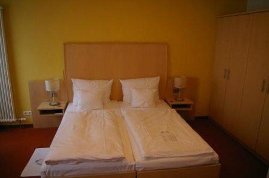 HSH Hotel Apartments Mitte: Schlafzimmer