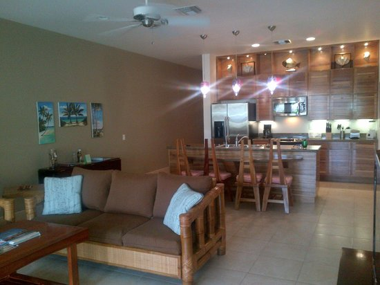The Phoenix Resort:                   kitchen / family room
