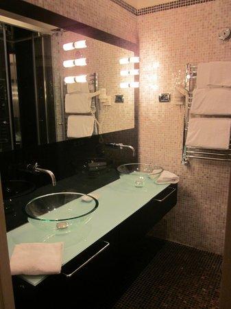 Al Viminale Hill Inn & Hotel: Baño