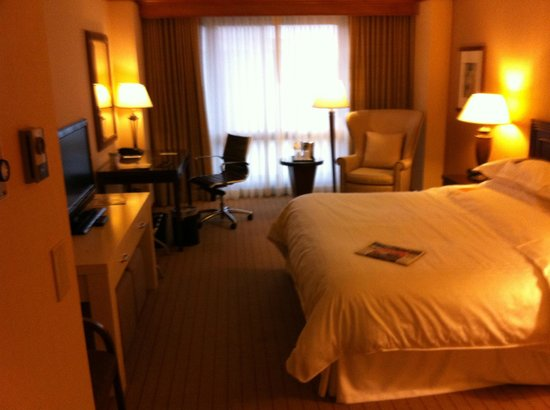 The Westin Crystal City: Room