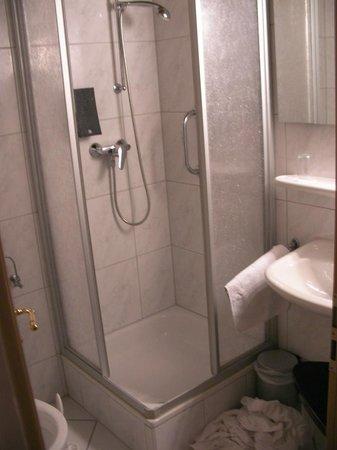 Hotel Etol: Good Shower