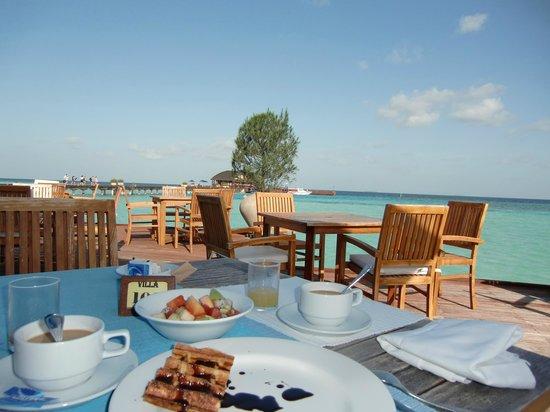 Olhuveli Beach & Spa Maldives: restaurante
