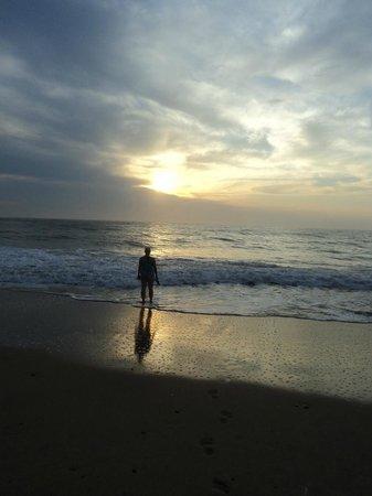 Meridian Resort: unspoiled beach