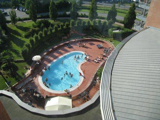 Novotel Venezia Mestre: Pool