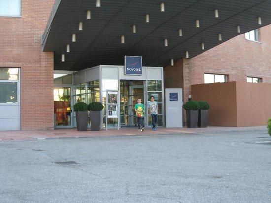 Novotel Venezia Mestre: Entrance