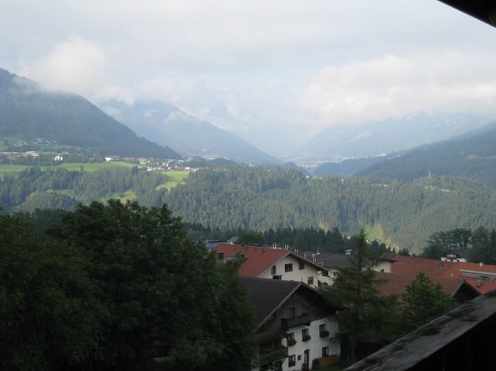 Baerenwirth - Hotel : View from the room