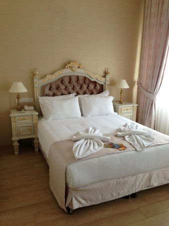 Karakoy Port Hotel: Комната №202