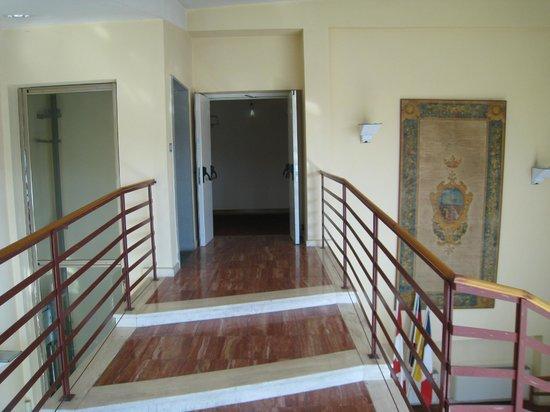 Hotel Semifonte: Corridor