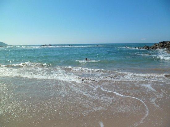 Manala Hotel: playa 
