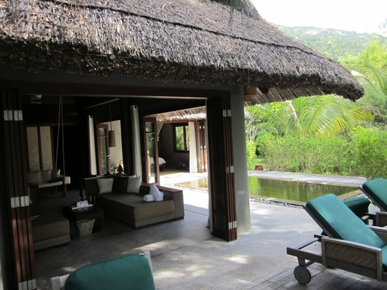 L'Alyana Ninh Van Bay: Lagoon-Villa