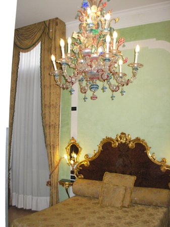 Hotel San Moise: camera molto spaziosa