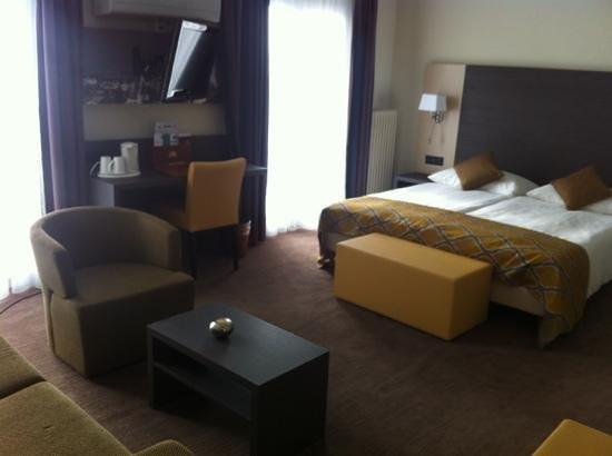 Bellerive Hotel: la chambre