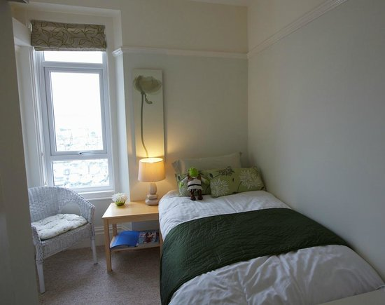 Penny Steps: The Shrek Room ideal for one