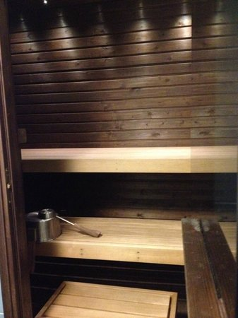 Break Sokos Hotel Levi: Superior room sauna-Sokos Hotel Levi