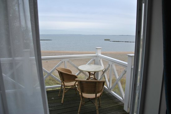 Cape Helius Beach Hotel : vue de la chambre
