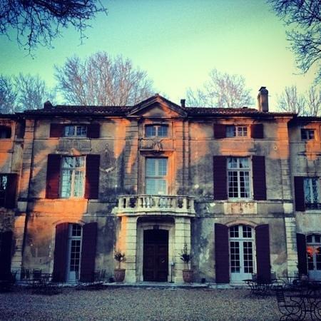 Chateau de Roussan: Lo chateau