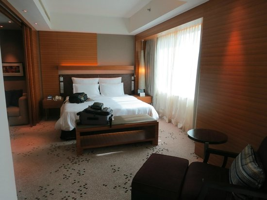 Radisson Blu Cebu: My spacious room