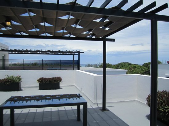 Azul Beach Resort The Fives Playa Del Carmen: Rooftop Deck