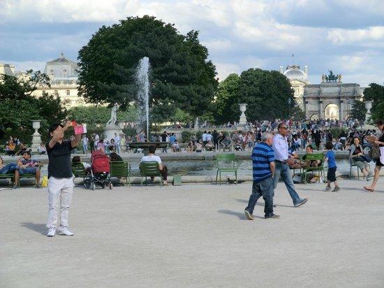 Picture of jardin des tuileries paris tripadvisor for Jardin des tuileries