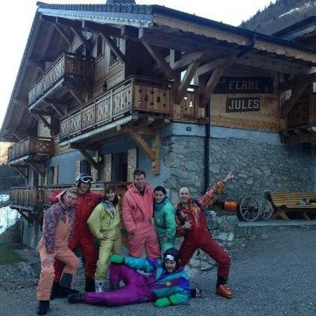 AliKats Mountain Holidays - Ferme a Jules: One-sie day!