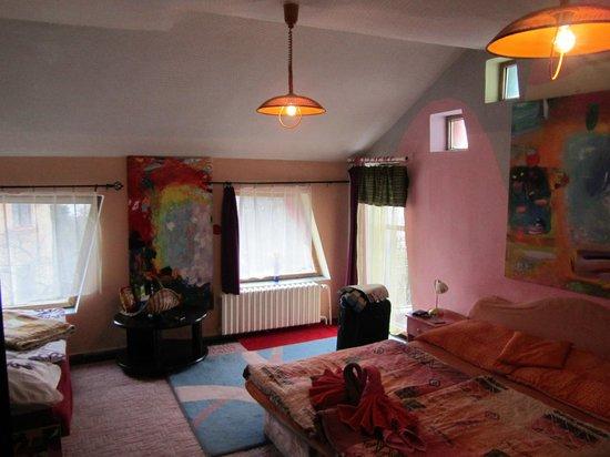 Hotel Galeria: triple room