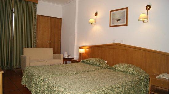 Colina do Mar Hotel: Quarto Twin Standard