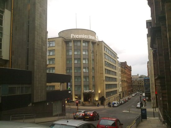 Premier Inn Glasgow City Centre (George Square) Hotel: Hotel