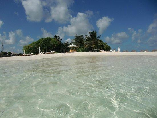 Adaaran Prestige Vadoo: isla