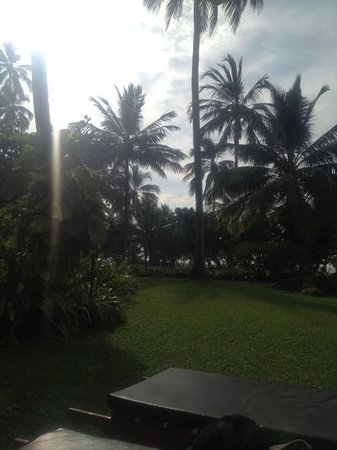 Bentota Beach by Cinnamon: garden