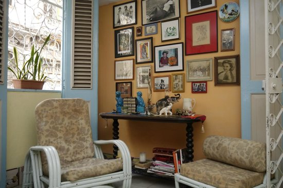 Casa Mary y Miguel: Sitting room