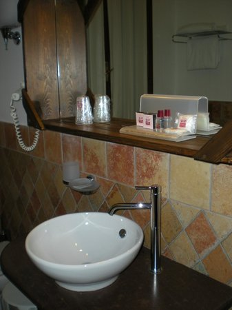 Hotel Gio' Wine e Jazz Area: Bagno