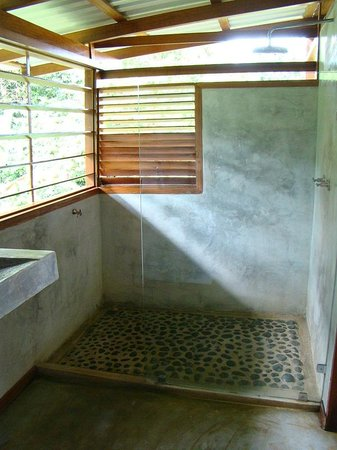 Finca Maresia: Shower