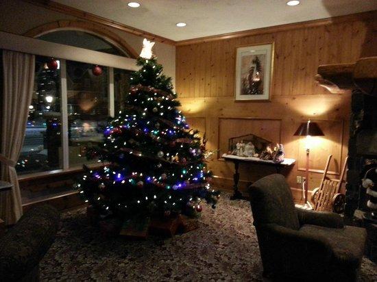 Rundlestone Lodge: Lobby