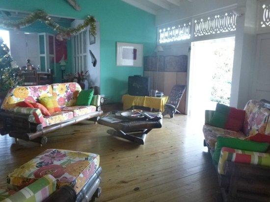 Moonlight Mountain: living room